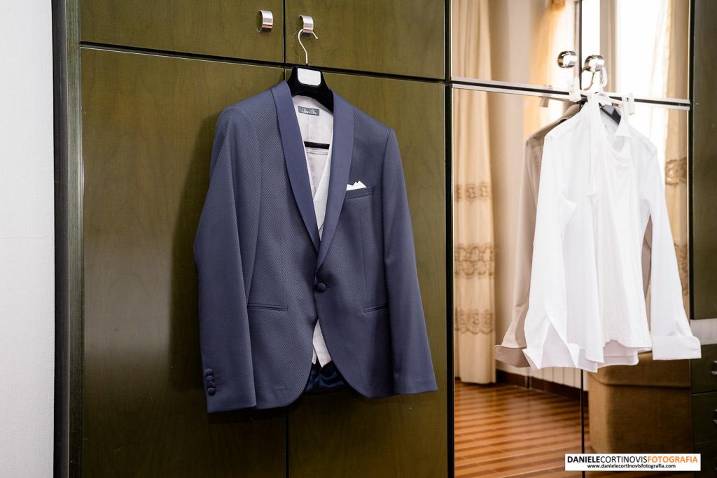abito sposo matrimonio