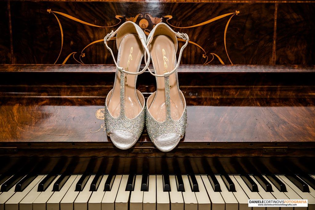 scarpe da sposa matrimonio