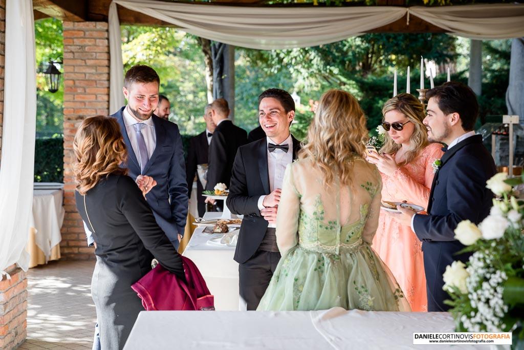 Matrimonio Villa Martinelli Bergamo Marta e Andres