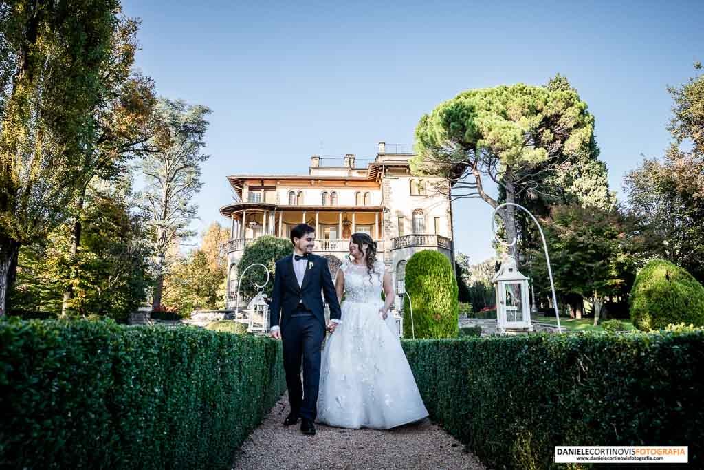 Villa Martinelli Mapello Bergamo
