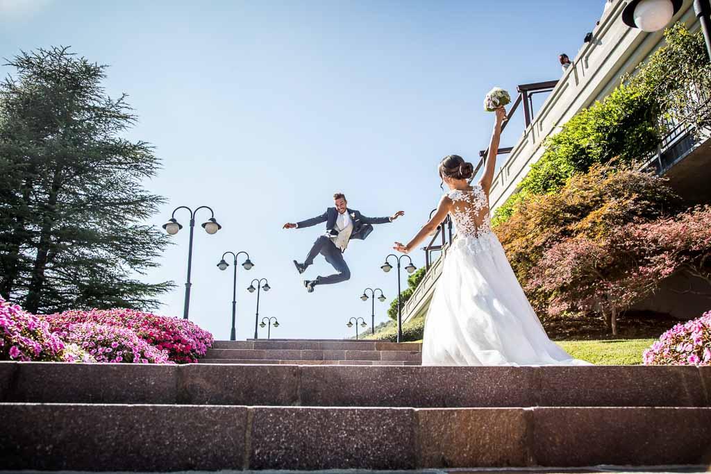 Reportage Matrimoniali a Bergamo
