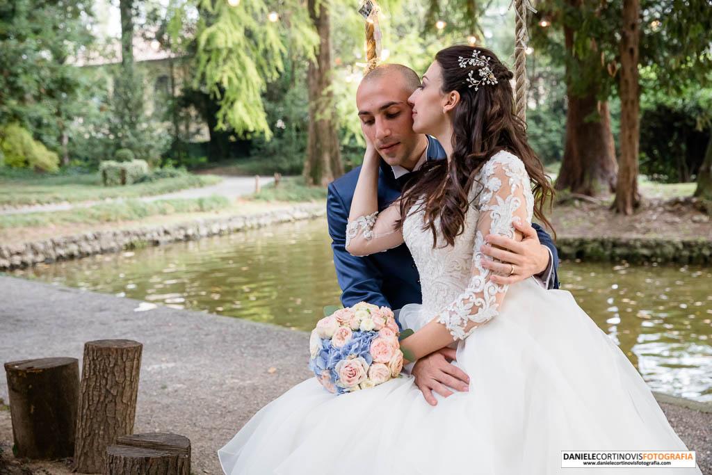 Matrimonio in villa acquaroli Carvico Bergamo