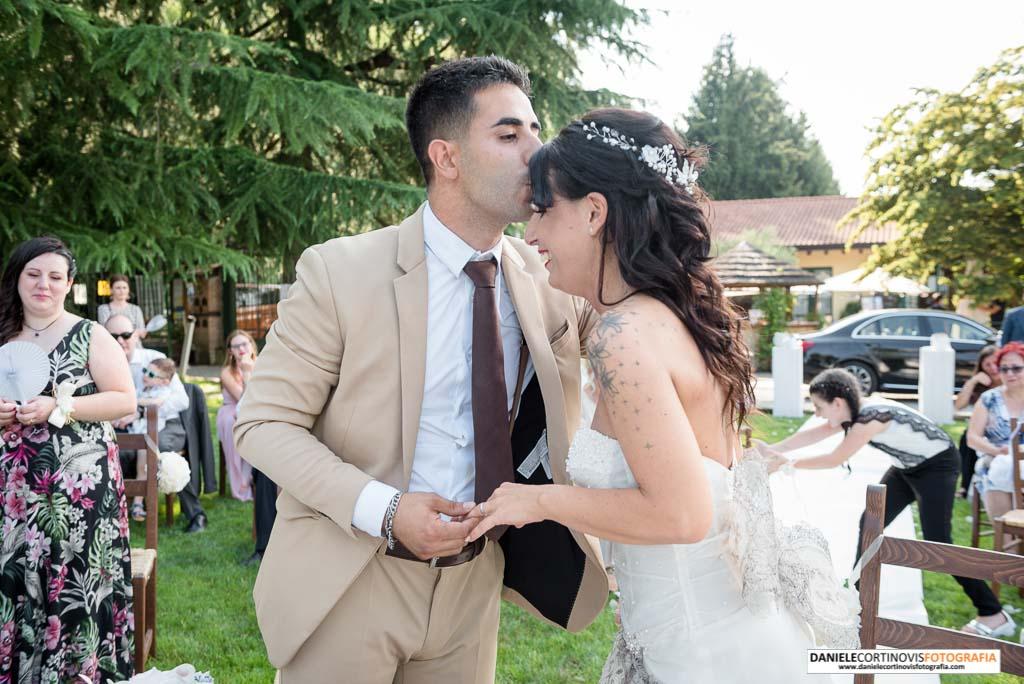 Matrimonio Agriturismo Cave del Ceppo di Marianna e Marco