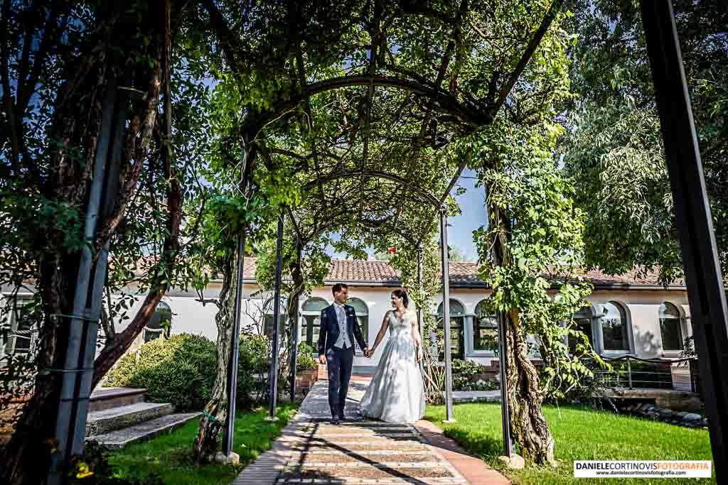 Fotografie Matrimonio Cascina San Carlo Bergamo Monica e Davide