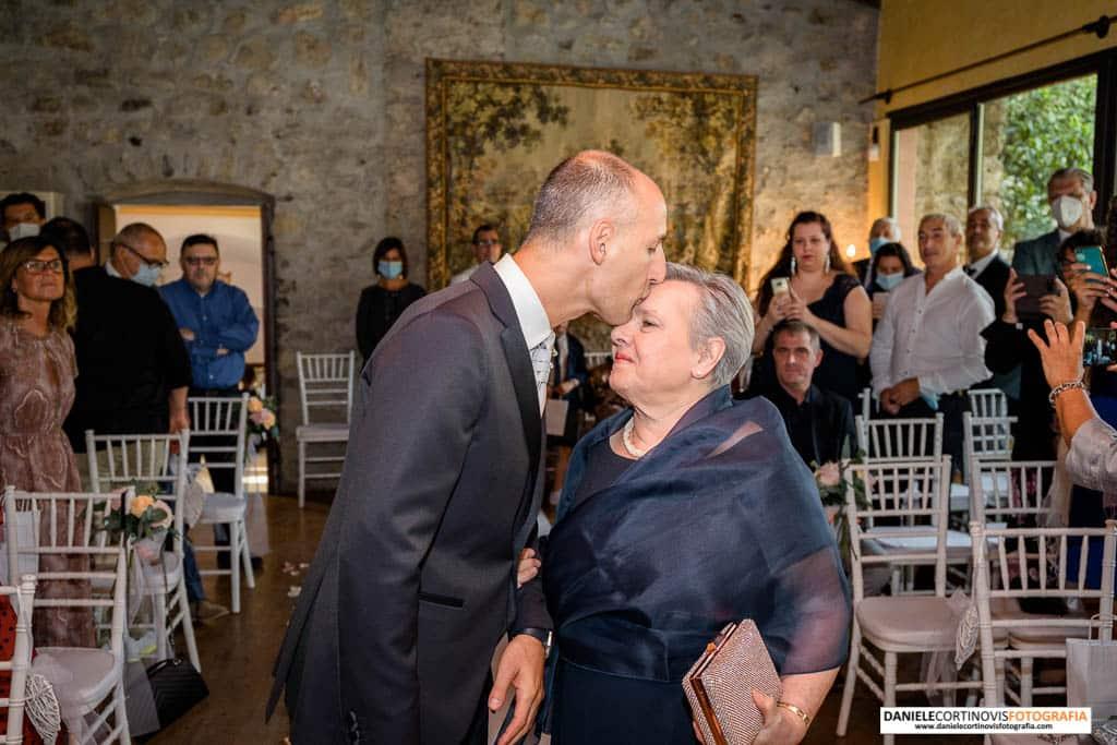 Fotografie Matrimonio Castello di Monasterolo Bergamo di Eleonora e Stefano