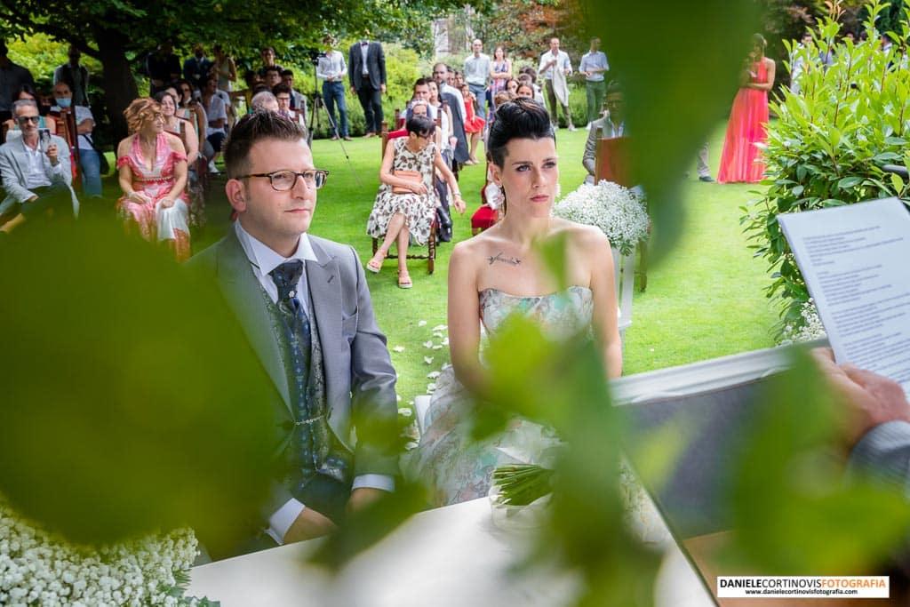 Fotografie Matrimonio Villa Canton Bergamo Sefora e Marco