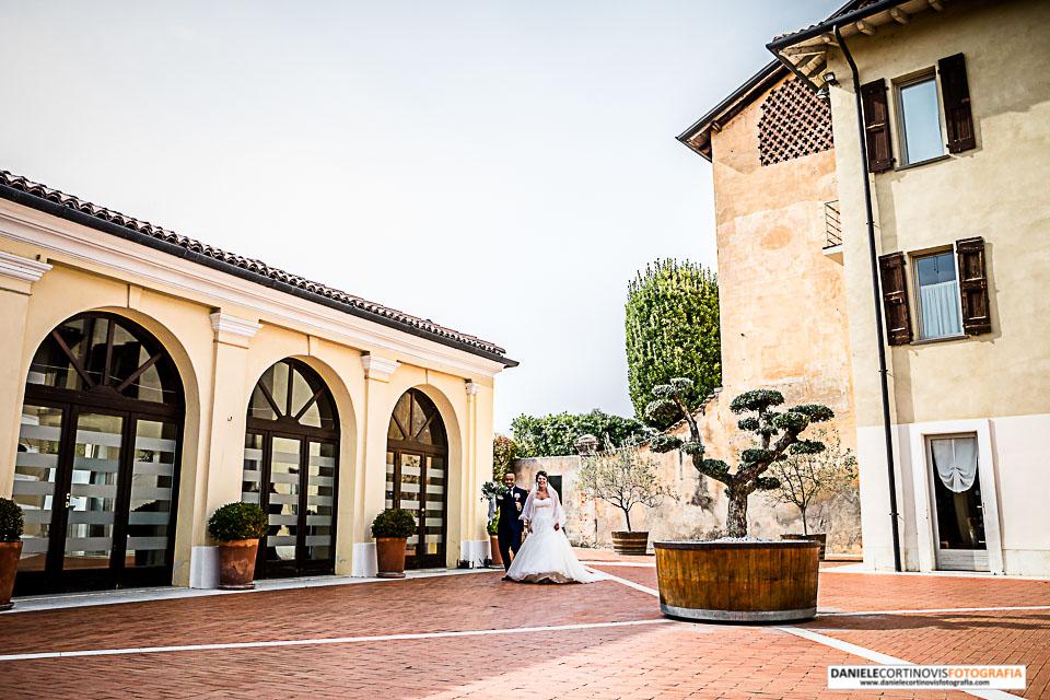 Fotografie Matrimonio Bergamo Borgo Santa Giulia Valentina e Nicolas