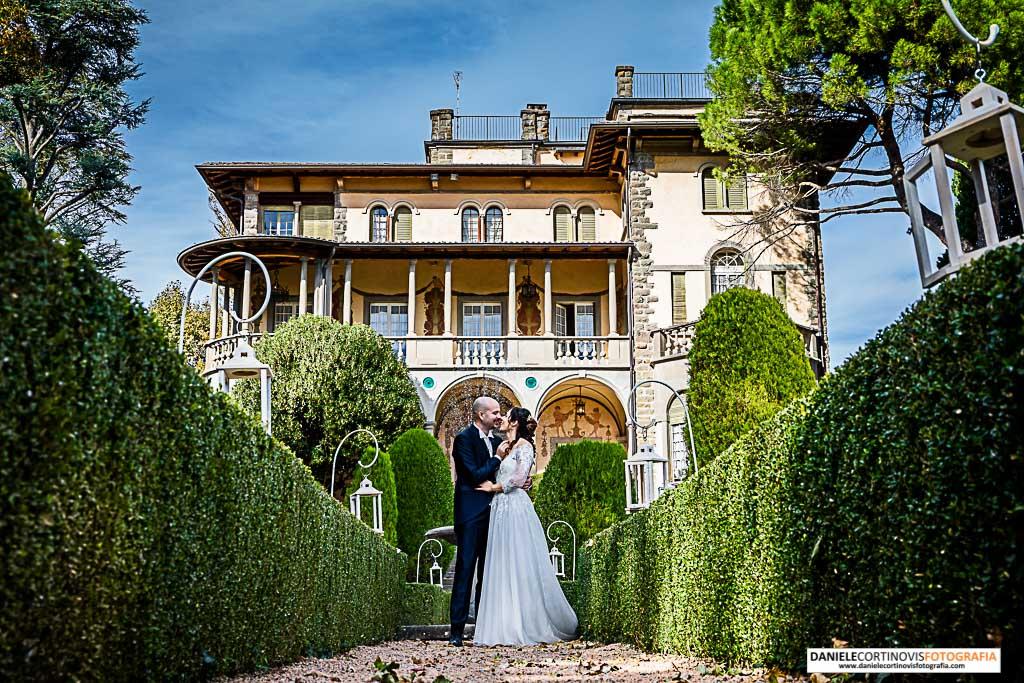 Foto di Matrimonio a Bergamo Daniele Cortinovis