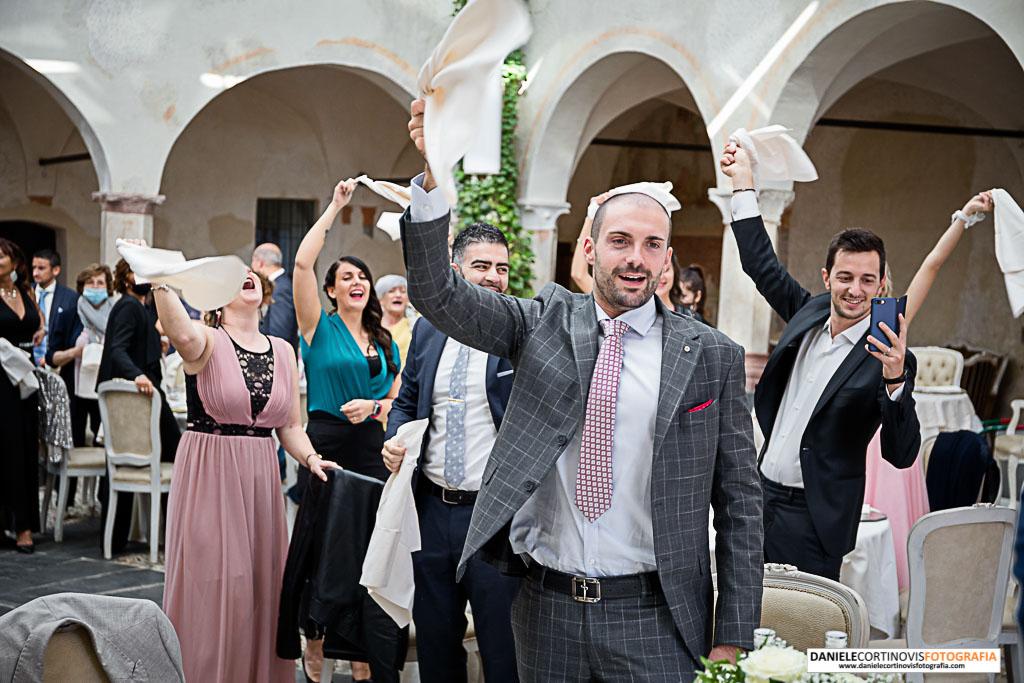 Fotografie Matrimonio Bergamo Convento dei Neveri Elena e Marco